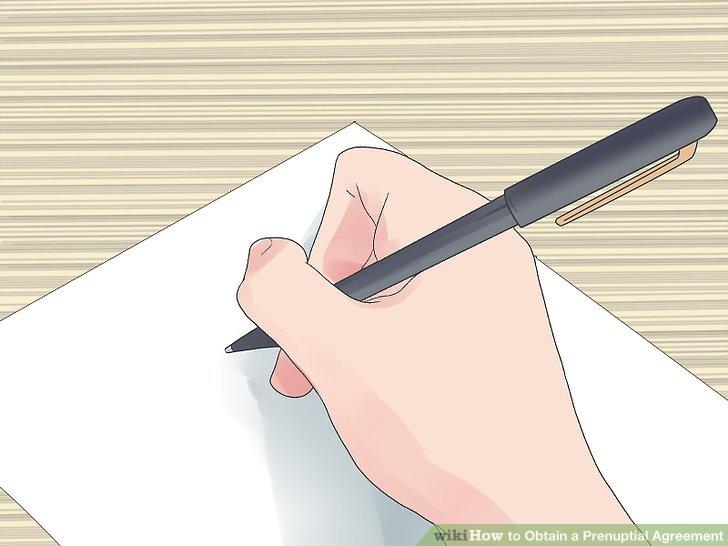 Erstellen Sie eine Liste der Vermögenswerte, Schulden, Erträge und erwarteten künftigen Gewinne jeder Person.