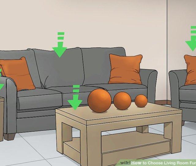 Image Titled Choose Living Room Furniture Step