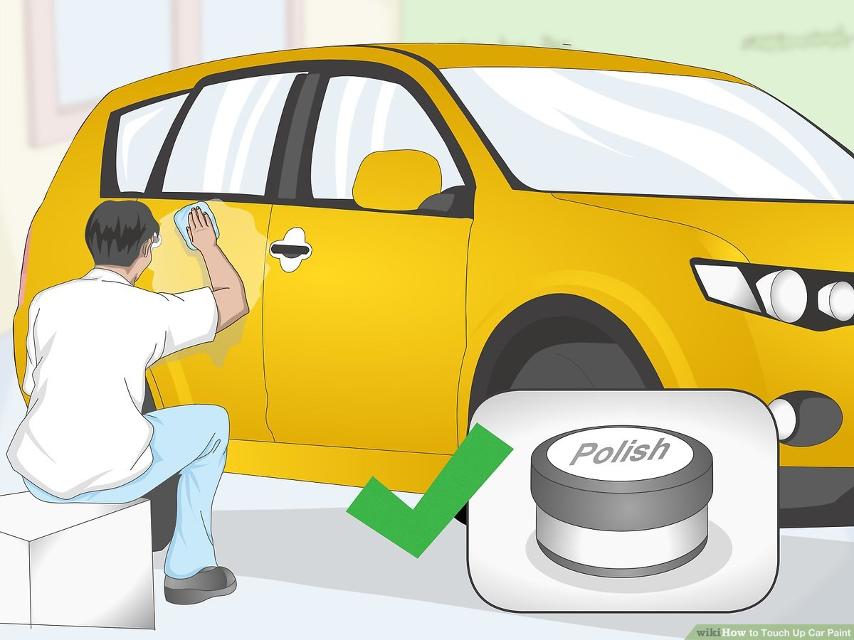 How To Flatten Paint On A Car