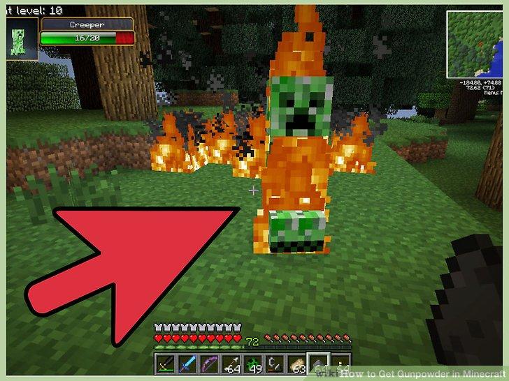 Locken Sie Kriechpflanzen in brennendes Gelände.