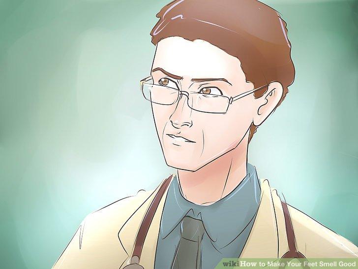Fragen Sie Ihren Arzt nach verordneten Fußpulvern und Salben.