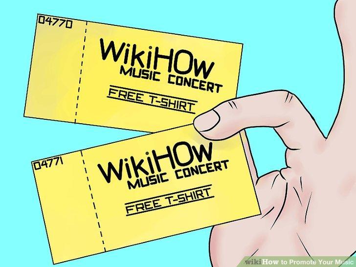 Ich habe so viele Konzerte wie möglich.