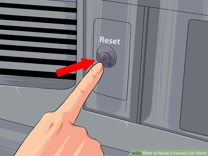 3 Ways to Reset a Factory Car Alarm  wikiHow
