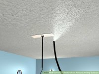How To Remove Spray On Ceiling Texture | www.energywarden.net