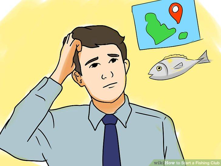 Wählen Sie eine Fischart, einen Ort oder eine Ursache als Thema.