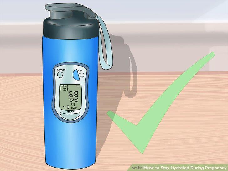 Versuchen Sie es mit einem Wasserzähler.