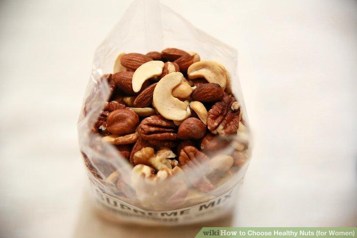 Wählen Sie verschiedene Nüsse für Ihre Zwecke, basierend auf Forschung und Nährstoffgehalt.