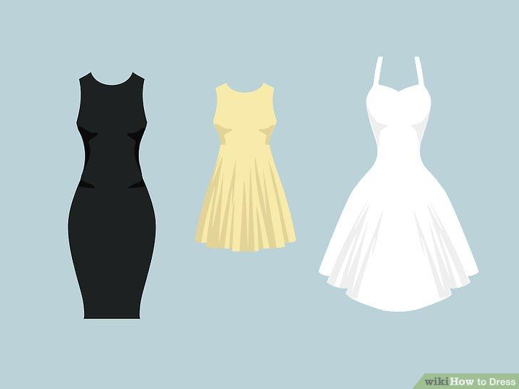 Get some dresses.