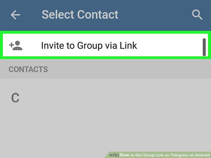 Image Titled Get Group Link On Telegram Android Step 5