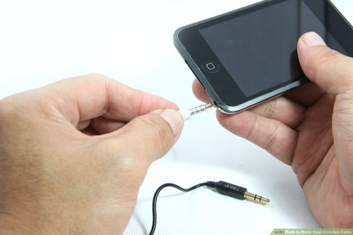 small resolution of cell phone cable to rca wiring diagram