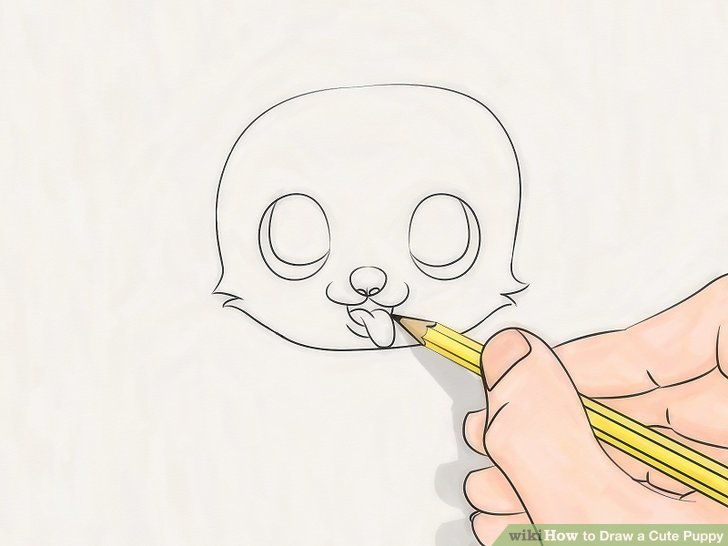 how to draw a cute mouth