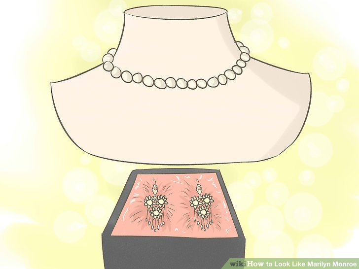 Wear the right jewelry.