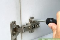 3 Ways to Replace Cabinet Hinges