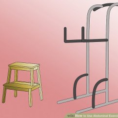 Captains Chair Exercise 2 Hon Smartlink 4 Ways To Use Abdominal Equipment Wikihow Captain S Image Titled Step