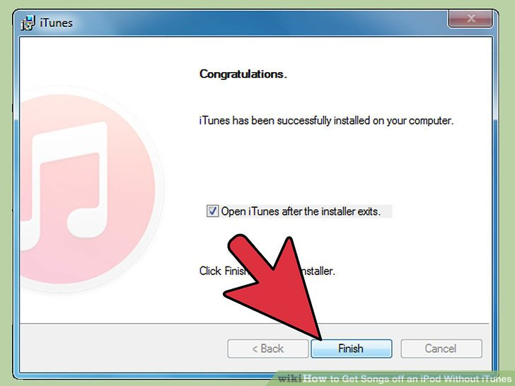 How To? - How to Get Songs off an iPod Without iTunes