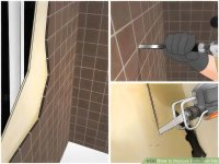 How to Remove Bathroom Tile: 11 Steps (with Pictures