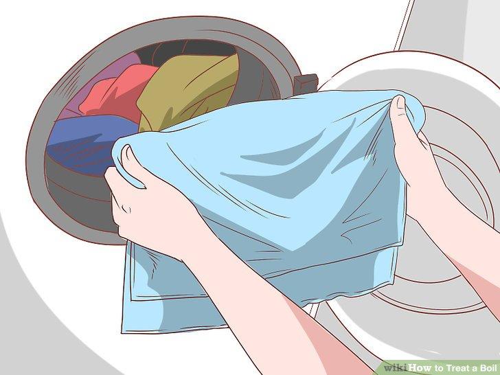 Handtücher, Kleidung oder Bettwäsche nicht mit jemandem teilen, der kochen kann.