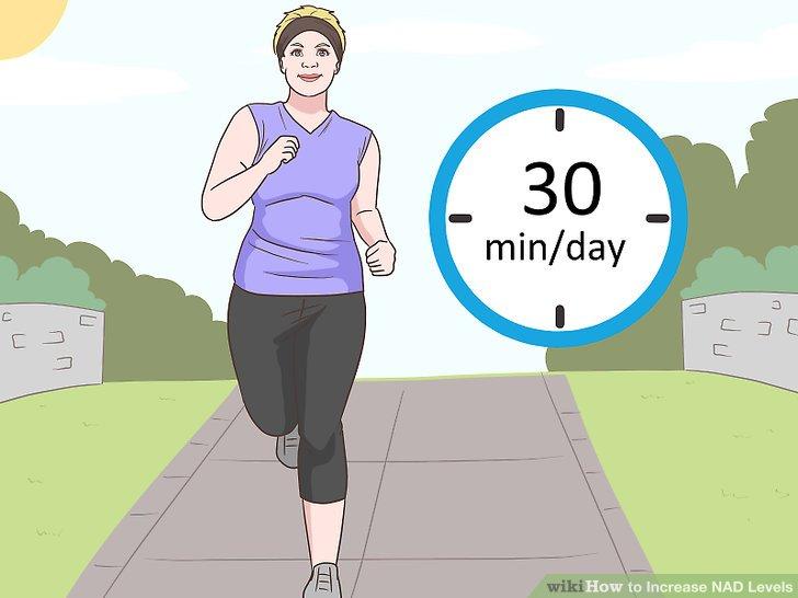 Günde en az 30 dakika egzersiz yapın.