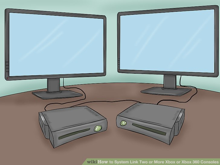 How To System Link Two Or More Xbox Or Xbox 360 Consoles