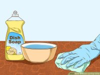 3 Ways to Clean up Dog Urine - wikiHow