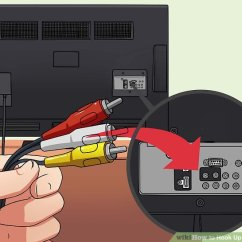 3 Prong Plug Wiring Diagram 2002 Pontiac Grand Am 5 Easy Ways To Hook Up A Dvd Player With Pictures Image Titled Step 13