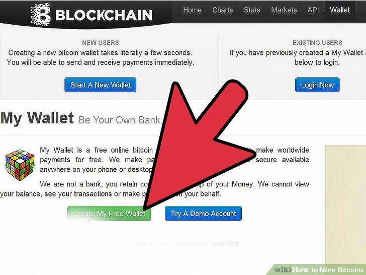 Image titled Mine Bitcoins Step 2