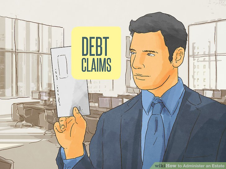 Allow creditors to make claims.