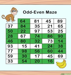 How to Teach Even and Odd Numbers: 10 Steps (with Pictures) [ 900 x 1200 Pixel ]