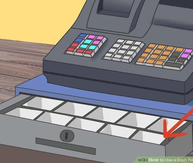 Image Titled Use A Cash Register Step 4