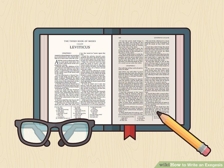 Lesen Sie die Bibelstelle vor.