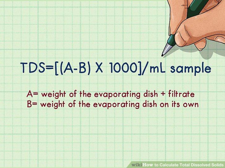 Stecken Sie Ihre Daten in die Formel.
