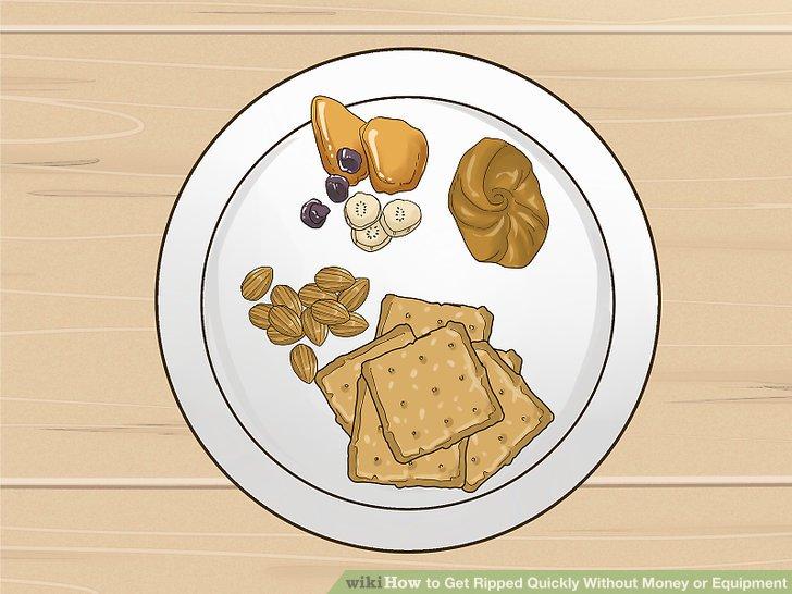 Essen Sie viel mageres Protein.