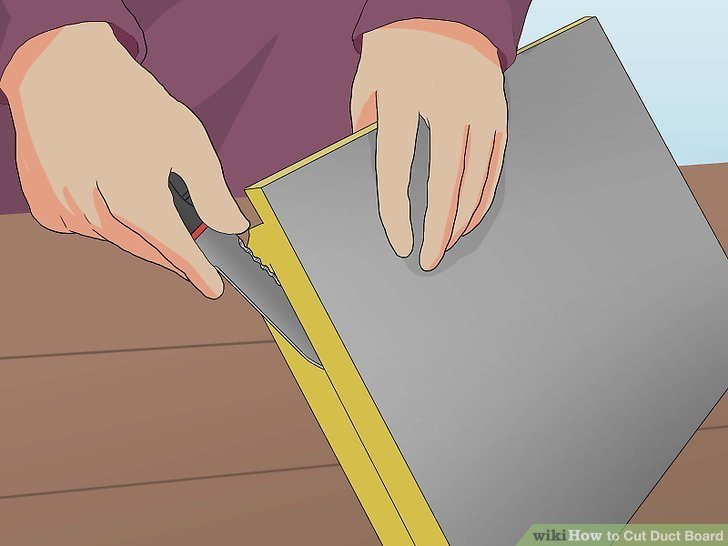 How To Cut Ductwork