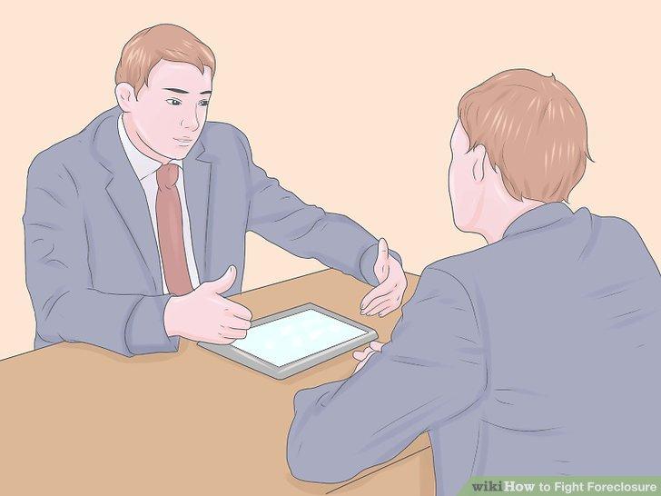 Versuchen Sie, das Darlehen in Ihrem Dialog mit dem Kreditgeber zu ändern.