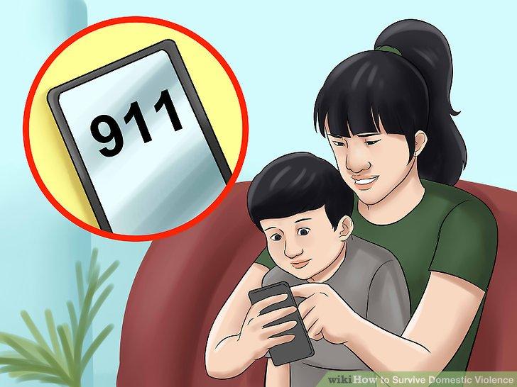 Machen Sie einen Sicherheitsplan für Ihre Kinder.