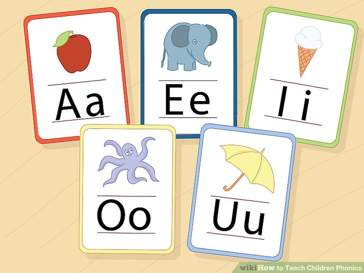 Increase the difficulty by focusing on vowels and combinations.