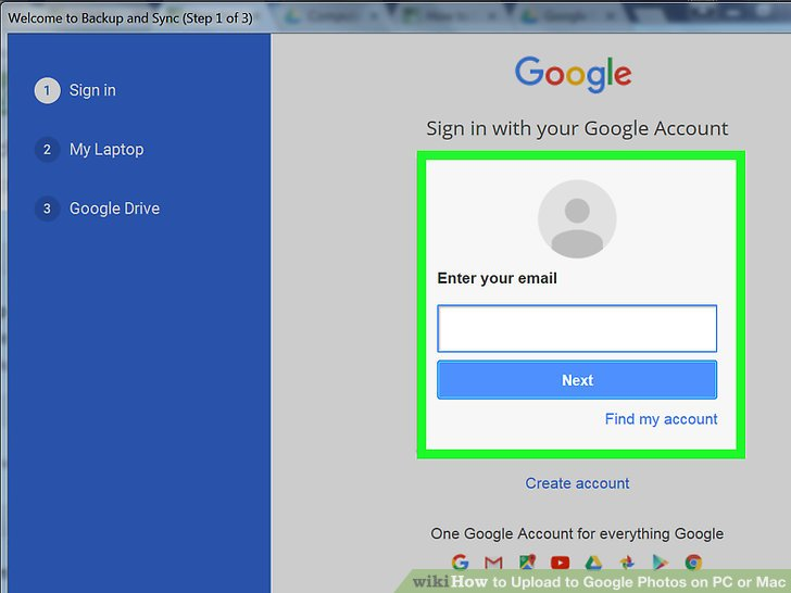 How to Upload to Google Photos on PC or Mac: 14 Steps