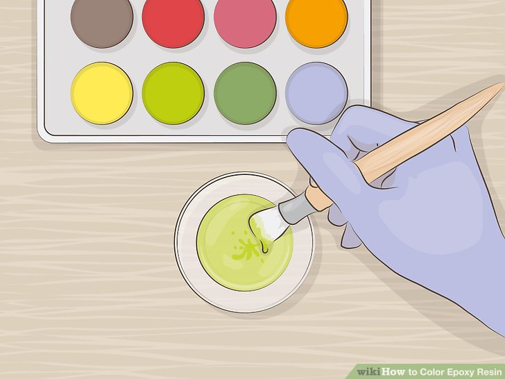 How To Color Epoxy
