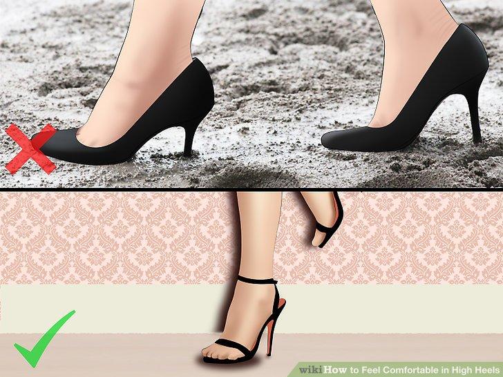 Planen Sie Ihre Schuhe für den Anlass.