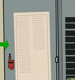how to install a stove with 220 line with pictures wikihow 4 pole trailer wiring diagram 3 pole 4 wire wiring diagram stove [ 1200 x 857 Pixel ]
