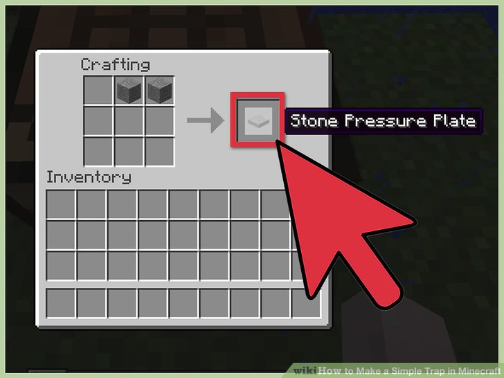 How to Make a Simple Trap in Minecraft 9 Steps with