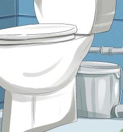 diagram of part of toilet [ 1200 x 900 Pixel ]
