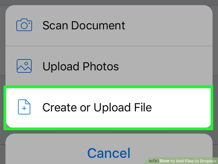 How to Add Files to Dropbox - Practical Information