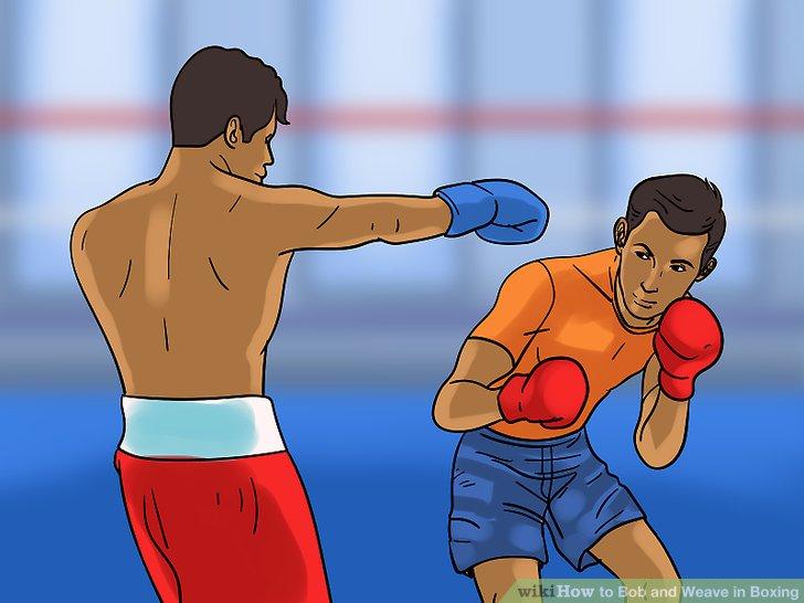 Counter a taller opponent.