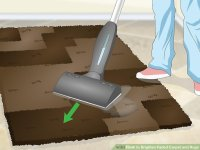 3 Ways to Brighten Faded Carpet and Rugs - wikiHow