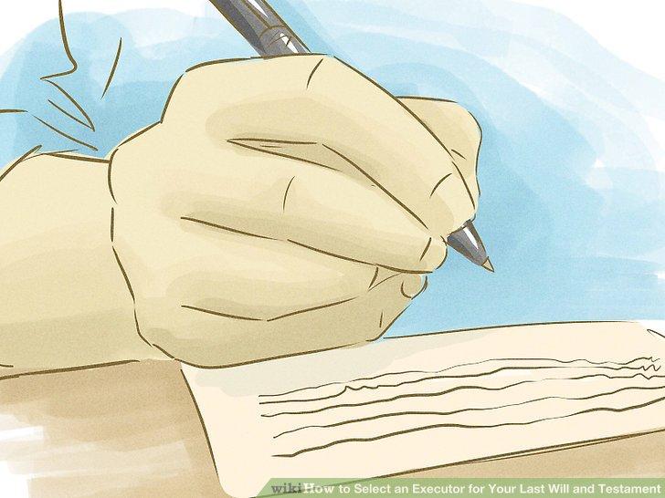 Schließen Sie alle erforderlichen Befugnisse ein, damit Ihr Testamentsvollstrecker die Arbeit effektiv erledigen kann.