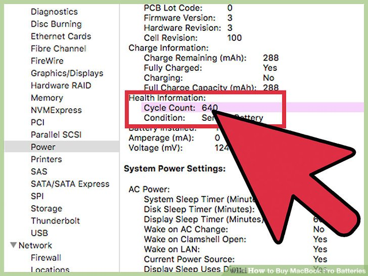 0 amperage macbook battery nissan patrol 2003 stereo wiring diagram how to buy pro batteries 9 steps with pictures image titled step 3