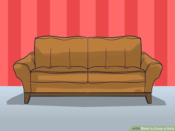 Measure and observe your sofa.