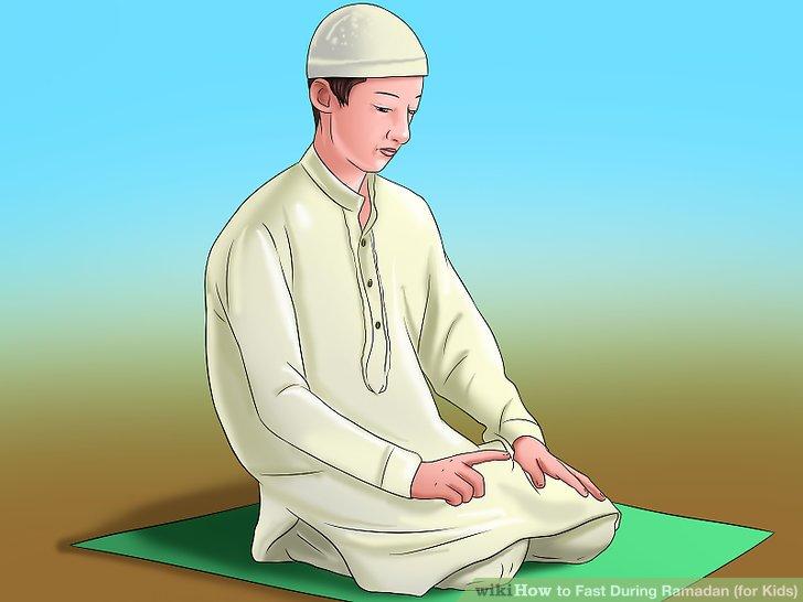 Gebe deine Gebete.