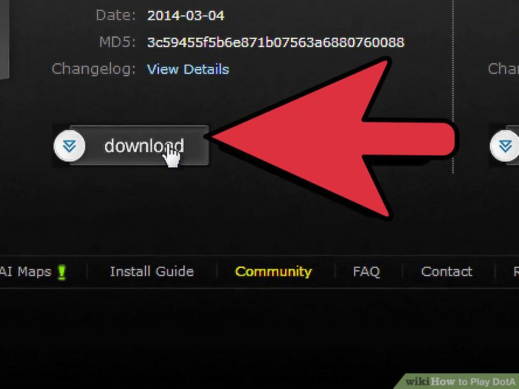 How To Play DotA 14 Steps With Pictures WikiHow